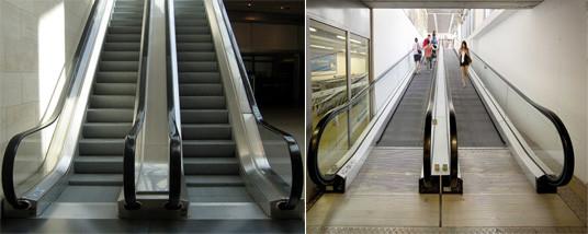 Escaleras Mecanicas y Pasillos moviles